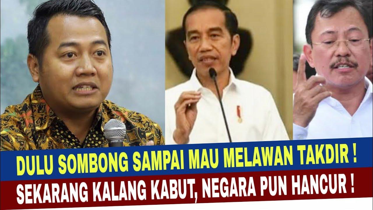 BERITA TERBARU ~10 JULI 2020 - Karma Atas Kesombongan Pemerintahan Jokowi !