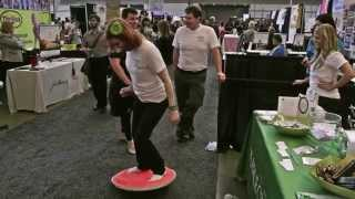 Our Newest Piece of Equipment: The Wobbler   Only at Revolution