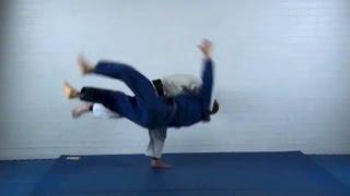 Throws: Harai Goshi (Sweeping Hip Throw) with Matt D