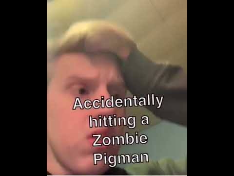 Zombie Pigmen Meme Youtube