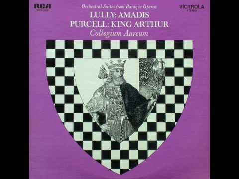 Lully - Amadis Suite