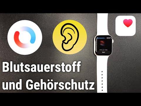 Apple Watch Gesundheits-Checkliste Teil 2 | Blutsauerstoff und Co. | watchOS 7 | 2021