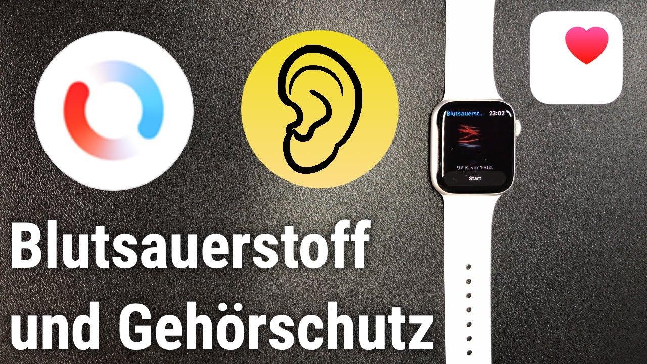Apple Watch Gesundheits-Checkliste Teil 2   Blutsauerstoff und Co.   watchOS 7   2021