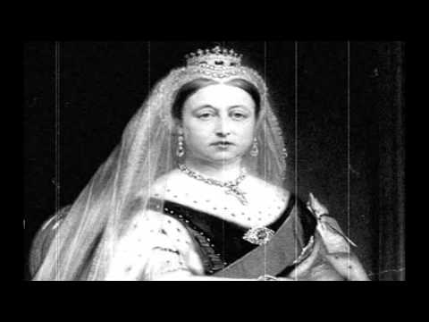 "Queen Victoria ""Describes her Coronation"" Literary discussion animation"