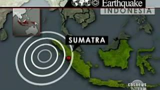 7.8 Earthquake in Indonesia