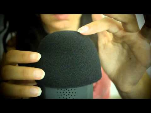 ★Mic touching w/ multilayer of whisper, mouth sounds, SK and TK ★ ASMR ★