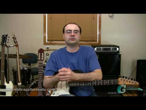 Rhythm Guitar: Afro Beat Rhythms - Part One
