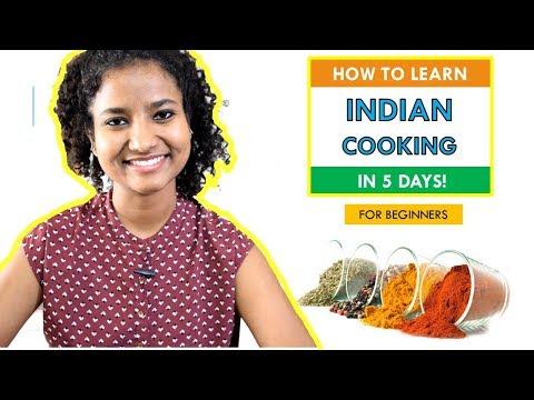 How To Learn Indian Cooking in 5 Days | Ghar ka Khana | Beginner Tutorial