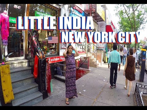 Little India NYC | Try The Indian Food In Jackson Heights Queens