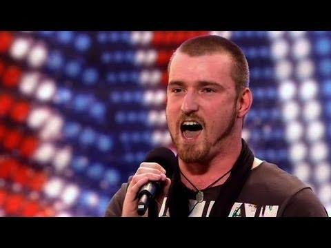 Видео: Jai McDowall - Britains Got Talent 2011 audition - itv.comtalent - UK Version