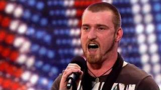 Jai McDowall - Britains Got Talent 2011 audition - itvcomtalent - UK Version