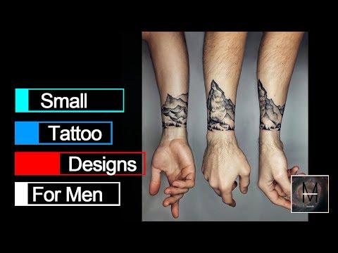 Small Tattoo Designs For Men 2018 Easy Body Art
