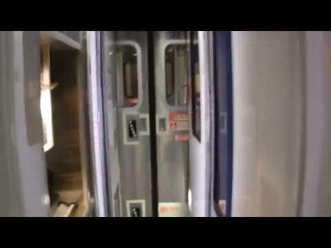 2017 06 16 07 Amtrak Train 20 Crescent Charlottesville,VA walkthru viewliner diner 68003 Augusta