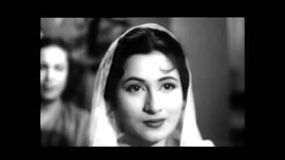 Maine Shayad Tumhe - Barsaat Ki Raat 1960 - Madhubala Song