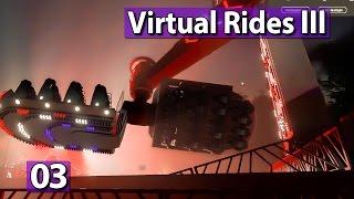 Der GADA-Ride im Detail ► Virtual Rides #3 Fahrgeschäft Simulator Gameplay PREVIEW