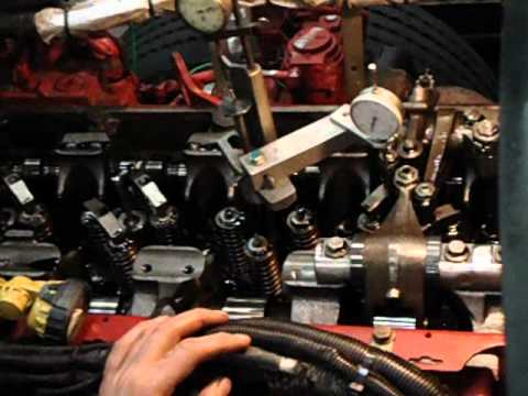 Injection Timing Cummins ISX AVI