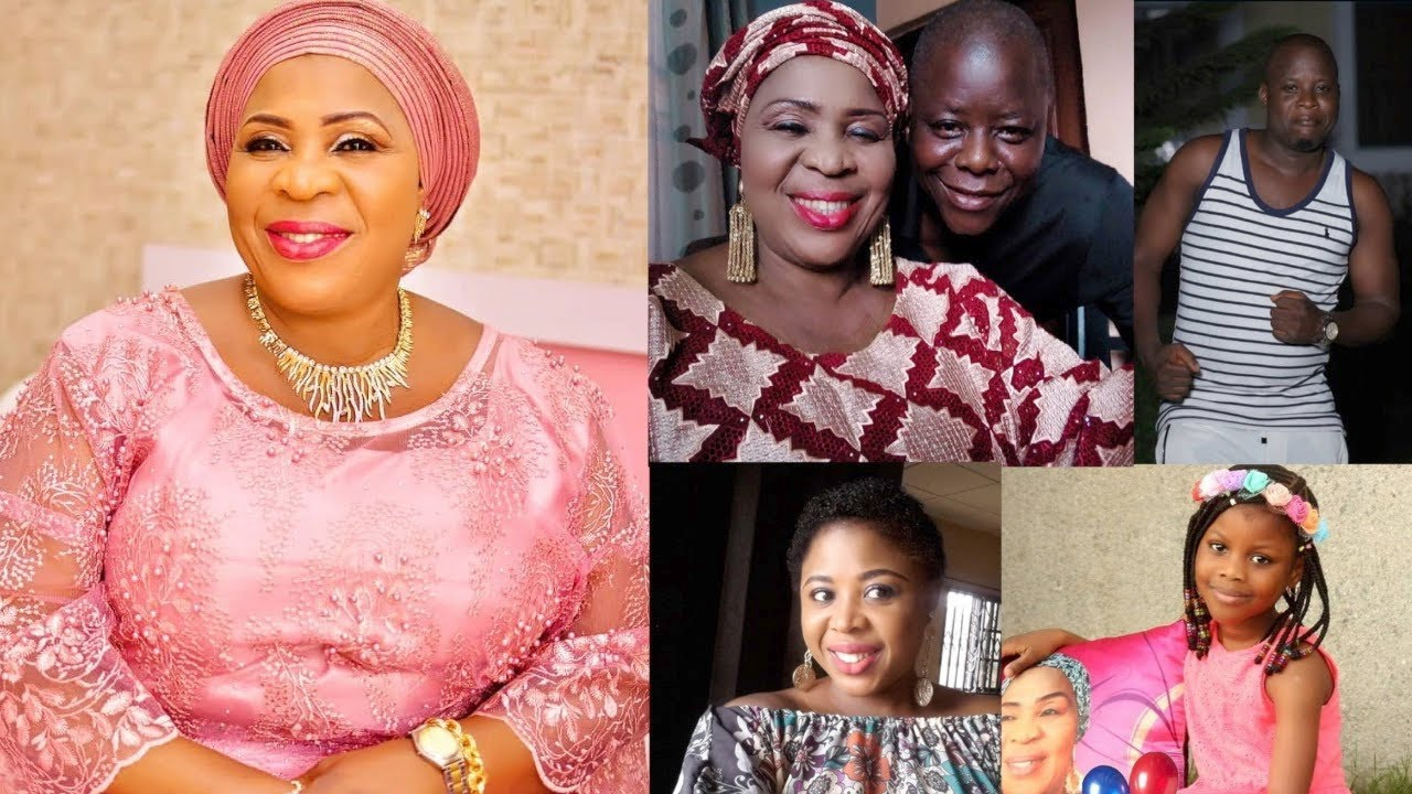 Download WATCH Yoruba Actress Fausat Balogun AKA Madam Saje, Her Husband, Children & 10 Things You Never Knew