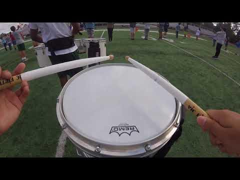 Falls Church High School Snare Cam 2017