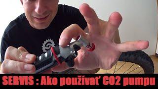 SERVIS : Ako pouzivat CO2 pumpu #4 #AKONASERVIS