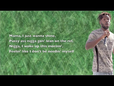 Isaiah Rashad - Smile - Lyrics