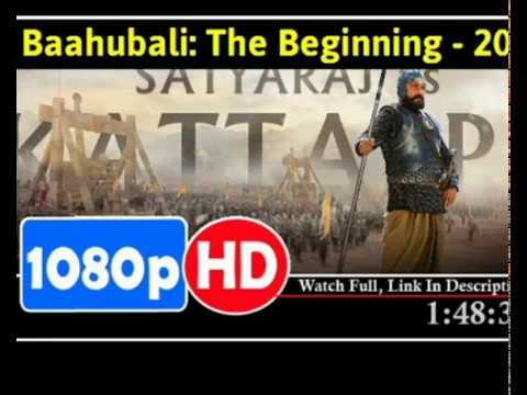 bahubali 2 2017 The Conclusion in hindi...