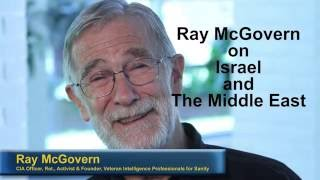 Ray McGovern: The Inside Scoop on the Middle East & Israel