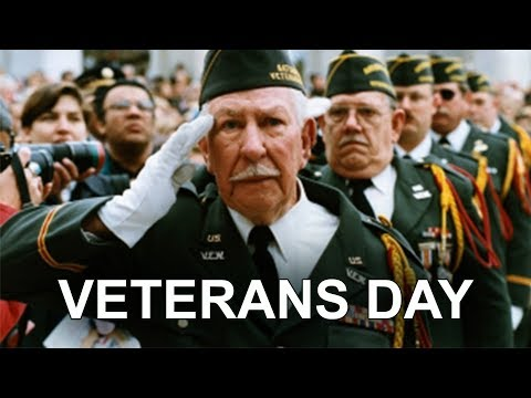 Veterans Day is an official United States public holiday - NVK festivals