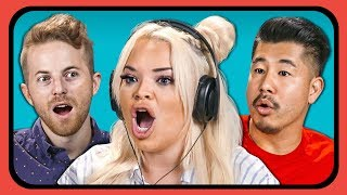 YouTubers React To NEW Most Subscribed YouTube Channel Of All Time? (T-Series) thumbnail