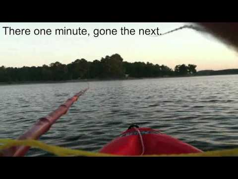Mississippi kayak crappie fishing youtube for Mississippi out of state fishing license