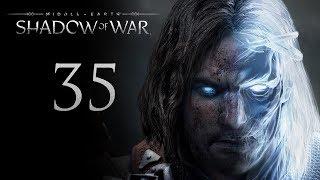 Middle-Earth: Shadow of War - прохождение игры на русском - Захват легендарного вождя [#35]