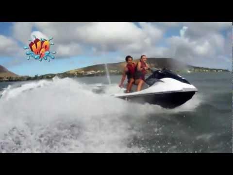 Jet Ski Oahu with H2O Sports Hawaii