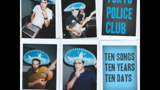 Tokyo Police Club - South Side (feat. Morgan Kibby of M83 White Sea)