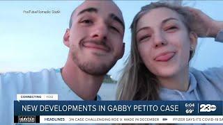 New developments in Gabby Petito case