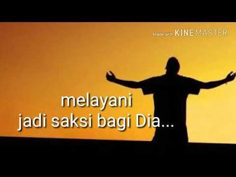 Lagu Pekerja Kristus +lyric