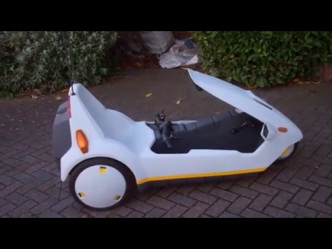 Sinclair C5 Electric cars