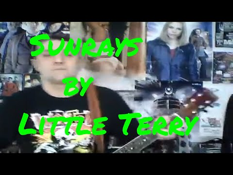 SUNRAYS by LITTLE TERRY. Punk rock love song.