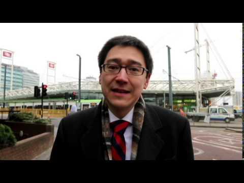 Croydon commuter Alan Bates explains why he's backing Gavin Barwell