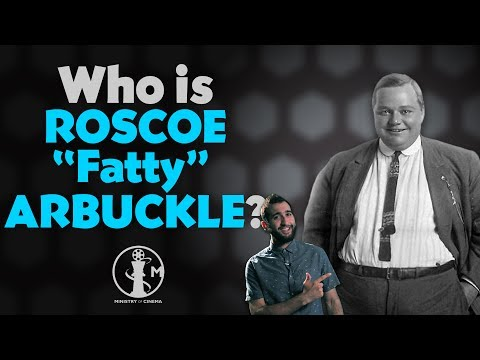 Who is Roscoe 'Fatty' Arbuckle? Cinema bios in 3 minutes or less!