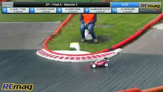 Finale a03 brushless live masters kyosho 2018