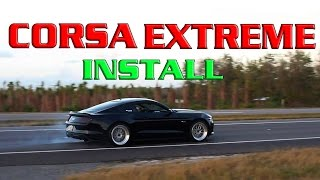 $350 Corsa EXTREME Mustang GT Cat-Back?