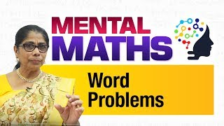 Learn basic of mental Maths for beginners   Time - Word Problems   Maths Tricks