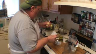 How to make herb sauces