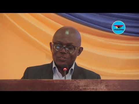 Efficient public sector needed for the private sector to thrive – Prof  Asante