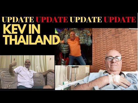 UPDATE ON KEV IN THAILAND from YouTube · Duration:  4 minutes 15 seconds