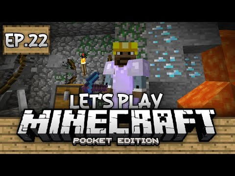 Minecraft Pocket Edition 0.12.1 Beta Livestream (Beta Test Alpha Build 3) from YouTube · Duration:  1 hour 36 minutes 43 seconds