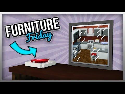 ✔️ MrCrayfish's Furniture Mod: Photo Frame (Furniture Friday)