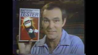 1981 Ronco Battery Tester Commercial