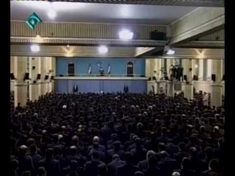Seyed Ali Khamenei Meets with Air Force Commanders - Feb 8, 2012