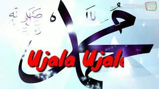 Milad Raza Qadri - falak ke nazaro Naat for full lyrics video