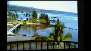 Time Lapse Tsunami Waves Hilo Bay Hawaii